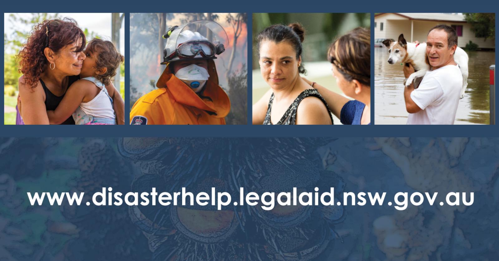 Disaster Response Legal Service banner image