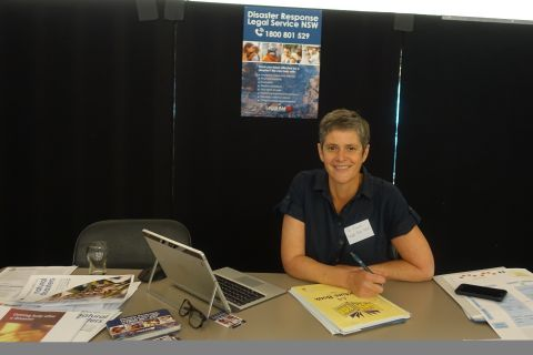 Ready to help at Batemans Bay recover centre